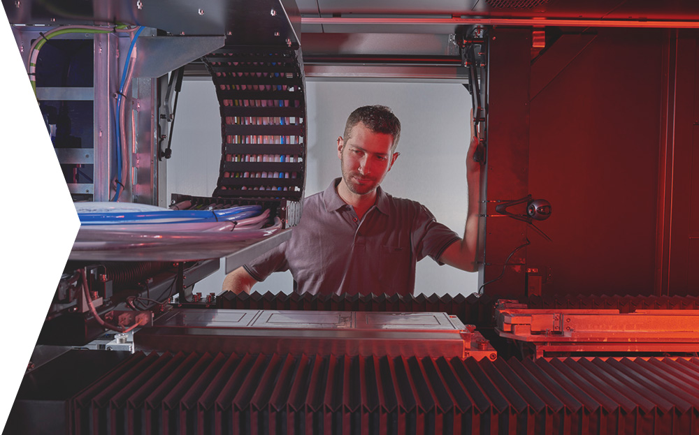 XJet metal additive manufacturing technology